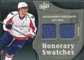 2009/10 Upper Deck Trilogy Honorary Swatches #HSAO Alexander Ovechkin
