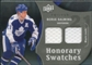 2009/10 Upper Deck Trilogy Honorary Swatches #HSBS Borje Salming