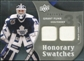 2009/10 Upper Deck Trilogy Honorary Swatches #HSGF Grant Fuhr