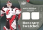 2009/10 Upper Deck Trilogy Honorary Swatches #HSMB Martin Brodeur