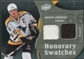 2009/10 Upper Deck Trilogy Honorary Swatches #HSML Mario Lemieux