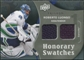 2009/10 Upper Deck Trilogy Honorary Swatches #HSRL Roberto Luongo