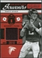 2011 Panini Timeless Treasures Game Day Souvenirs 1st Quarter #7 Matt Ryan /190