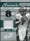 2011 Panini Timeless Treasures Game Day Souvenirs 4th Quarter #2 Michael Vick /250
