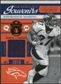 2011 Panini Timeless Treasures Game Day Souvenirs 4th Quarter #19 Knowshon Moreno /165