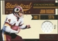 2011 Panini Timeless Treasures Statistical Champions Materials #3 John Riggins /100