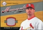 2007 Upper Deck Sweet Spot Sweet Swatch Memorabilia #JE Jim Edmonds