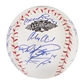 2011 American League All Star Game Team Autographed Official Major League Baseball