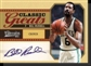 2010/11 Panini Classics Basketball Hobby 16-Box Case