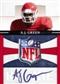2011 Donruss Elite Football Hobby 12-Box Case
