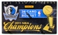 2010/11 Panini Basketball Dallas Mavericks Champions Set (Box)