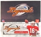 2011 Topps Gridiron Legends Football 12-Pack Box