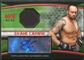 2010 Topps UFC Knockout Fighter Relics Autographs Green #AFGSC Shane Carwin Autograph /88