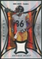 2007 Upper Deck Trilogy Sunday Best Jersey Silver #HW Hines Ward /199
