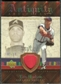 2007 Upper Deck Artifacts Antiquity Artifacts Patch #TI Tim Hudson /50