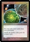 Magic the Gathering Promotional Single Crucible of Worlds Foil (Judge)