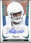 2011 Panini Prestige Draft Picks Rights Autographs #202 Aaron Williams Autograph /599
