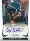 2011 Panini Prestige Draft Picks Rights Autographs #243 Greg Salas /499
