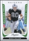 2011 Panini Prestige Xtra Points Green #147 Zach Miller /25