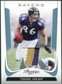 2011 Panini Prestige Platinum Patches #19 Todd Heap