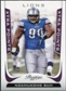 2011 Panini Prestige Xtra Points Purple #69 Ndamukong Suh /50