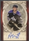 2010/11 Artifacts #AFMA Alec Martinez Autofacts Auto