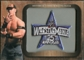 2009 Topps WWE Historical Commemorative Patch #P1 Wrestlemania/John Cena