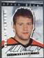 1994/95 Be A Player Autographs #24 Mikael Renberg Auto