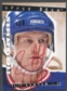 1994/95 Be A Player Autographs #46 Brian Leetch Auto