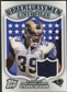 2007 Topps Draft Picks And Prospects Upperclassmen Jersey #SJ Steven Jackson C