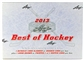 2013 Leaf Best Of Hockey Hobby Box