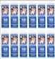 2012/13 Panini Basketball Retail Value Rack Pack (Lot of 12)