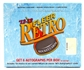 COMBO DEAL - 2012/13 Upper Deck Fleer Retro Hobby Boxes (Retro Football, Retro Hockey)