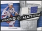 2008/09 SPx #WMMM Mark Messier Winning Materials Jersey