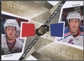 2008/09 SPx #WCEM Eric Staal Marc Staal Winning Combos Spectrum Jersey #94/99