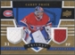 2008/09 Upper Deck Trilogy #HSCP Carey Price Honorary Swatches Jersey