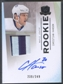 2009/10 The Cup #144 Christian Hanson Rookie Patch Auto #239/249