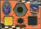 2002 Press Pass Triple Burner #TB6 Terry Labonte 11/100 Lugnut Sheet Metal Tire