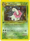 Pokemon Neo Genesis 1st Edition Single Meganium 10/111