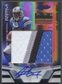 2010 Absolute Memorabilia #207 Jahvid Best Rookie Ball Patch Auto #05/10