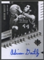 2010/11 Ultimate Collection #38 Adrian Dantley All-Time Draft Silver Auto #5/5