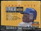 1994 Upper Deck Collector's Choice Series 2 Baseball Jumbo Box
