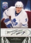 2009/10 Upper Deck Be A Player Signatures #SDP Dion Phaneuf Autograph
