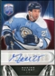 2009/10 Upper Deck Be A Player Signatures #SMT Maxime Talbot Autograph