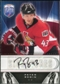 2009/10 Upper Deck Be A Player Signatures #SRE Peter Regin Autograph