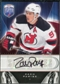 2009/10 Upper Deck Be A Player Signatures #SZP Zach Parise Autograph