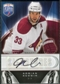 2009/10 Upper Deck Be A Player Signatures #SAA Adrian Aucoin Autograph