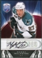 2009/10 Upper Deck Be A Player Signatures #SMM Manny Malhotra Autograph