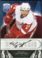 2009/10 Upper Deck Be A Player Signatures #SPD Pavel Datsyuk Autograph