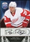 2009/10 Upper Deck Be A Player Signatures #SRF Brian Rafalski Autograph